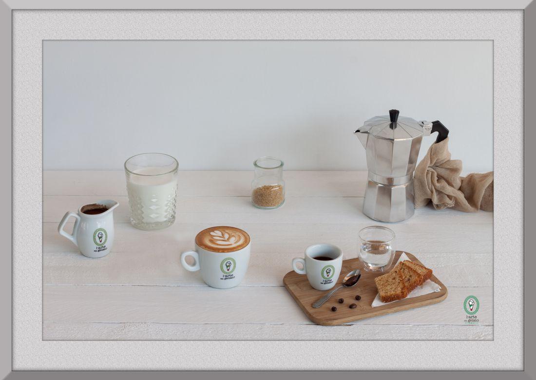 L'Art del Gelato espresso